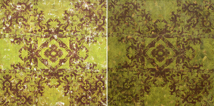 CHURRIGUERESCO (Diptych) -